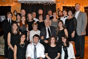 My big, crazy Greek family